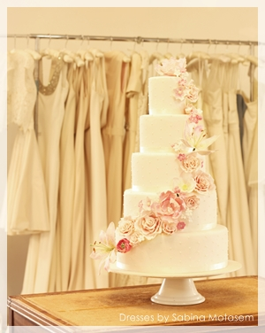 Wedding cakes in London